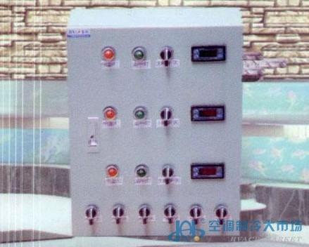 海鲜鱼池专用自动化电子控制箱-微电脑控制器-空调大
