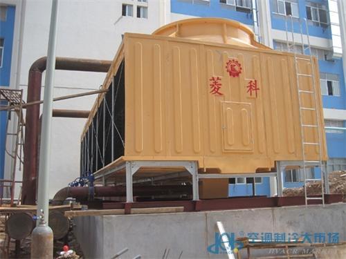 700吨横流方塔_河源冷却塔价格图片