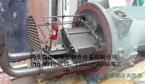 水源热泵压缩机维修
