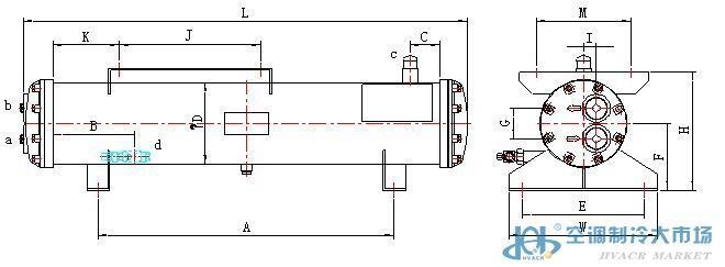 比泽尔,汉钟压缩机的使用特点,设计了与之配套使用的标准化,系列化壳