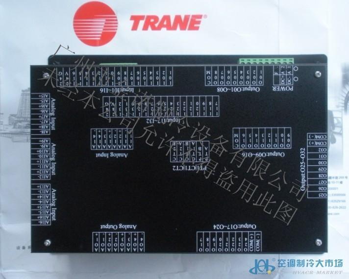 特灵中央空调rtwc控制面板brd0002c