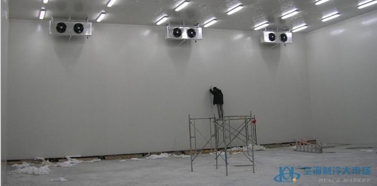 冷库安装要素,南平冷库安装方法,松溪冷库安装步骤