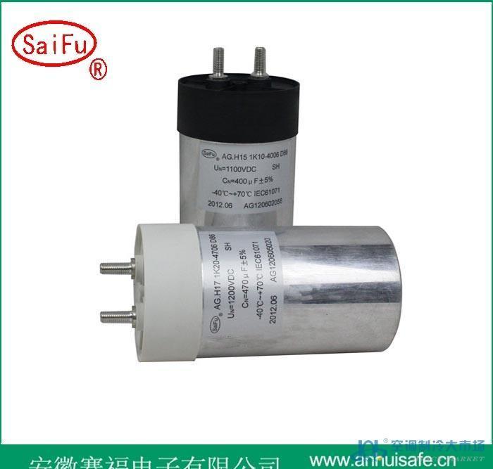 光伏风电逆变器dc-link用圆柱直流滤波电容器
