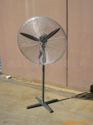 工业落地扇--空调制冷大市场