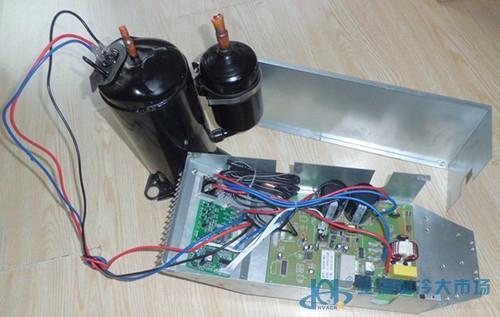 直流变频空调控制系统总成