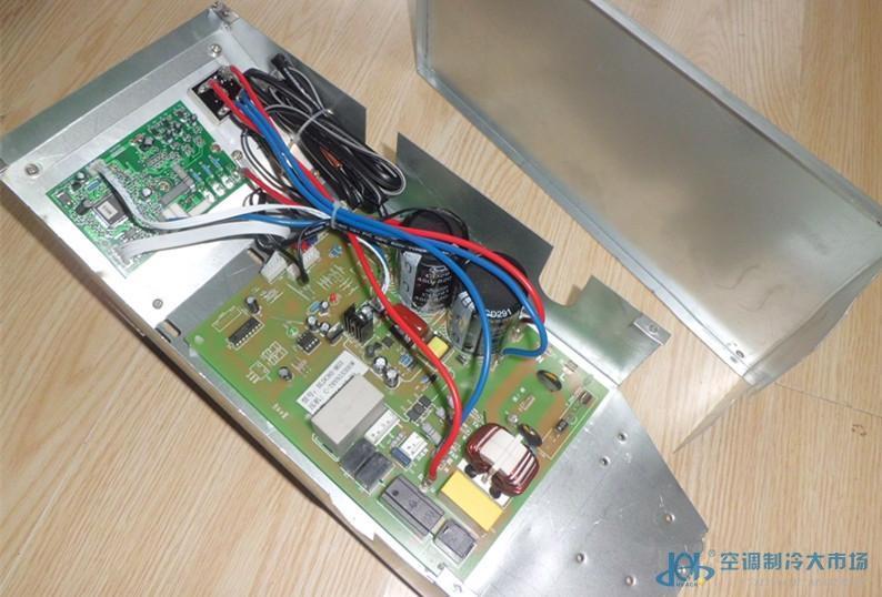 直流变频空调控制系统总成-电路板-空调制冷大市场