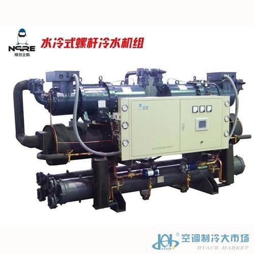 水冷式制冷机组-制冷机组-空调制冷大市场图片
