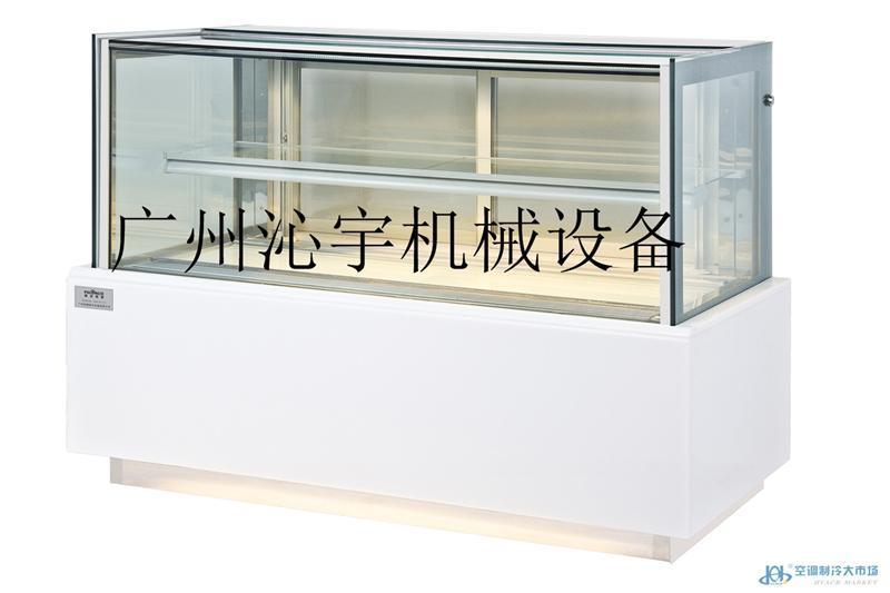 直角蛋糕展示柜A款式