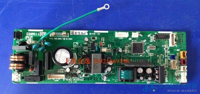 大金空调配件 大金空调电脑板 p板 2p173683