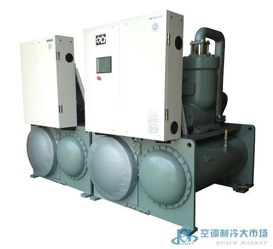 日立水源/地源热泵中央空调