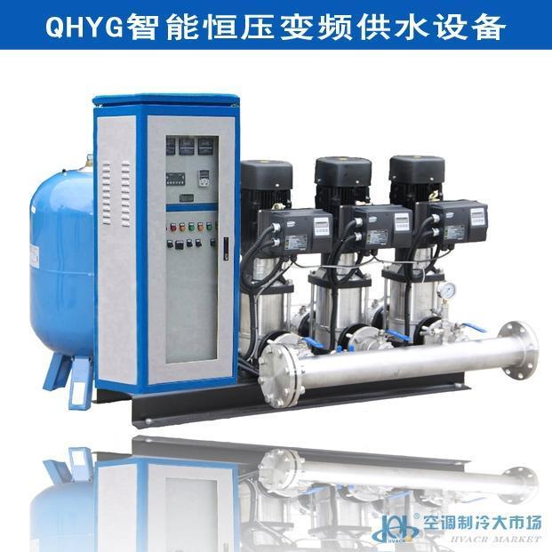 变频恒压供水泵组