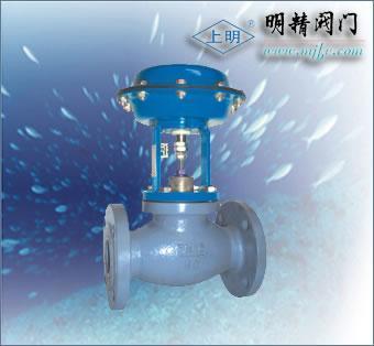 zmq气动薄膜切断阀-生产设备-空调制冷大市场图片