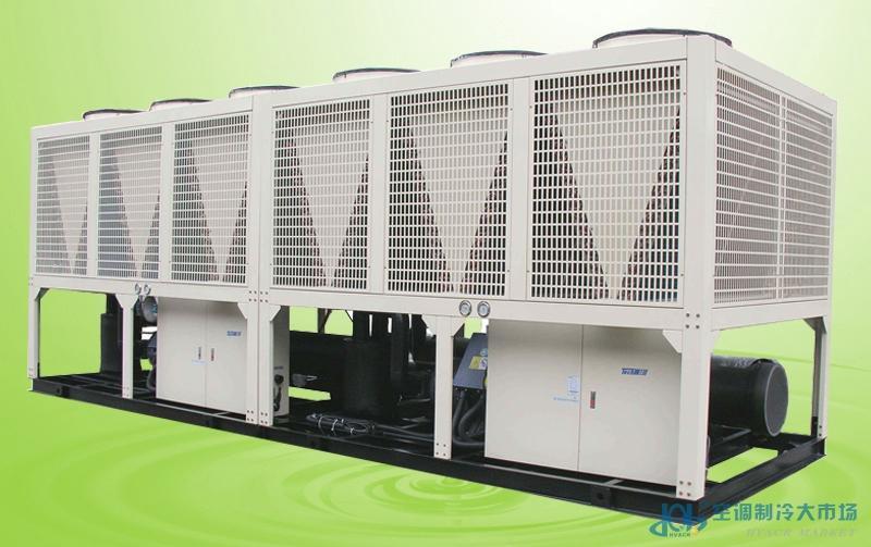 风冷螺杆式(热泵)冷水机组
