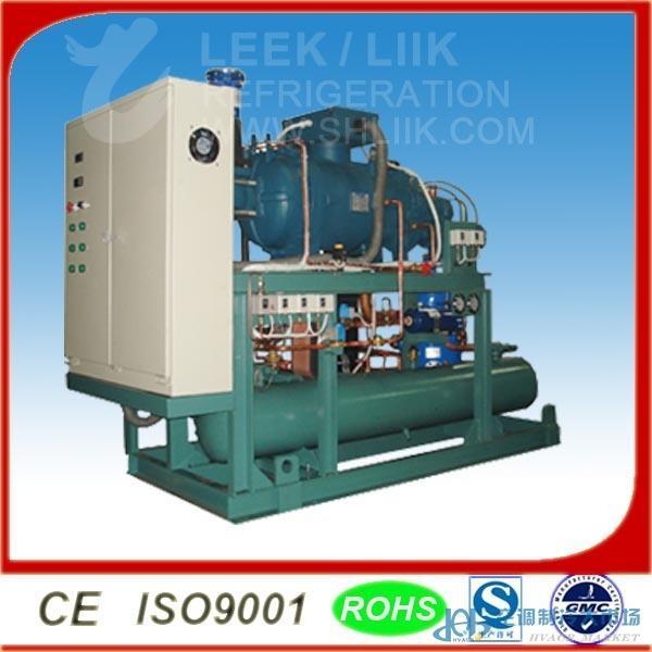 上海工业制冷机组超低温冷库设备