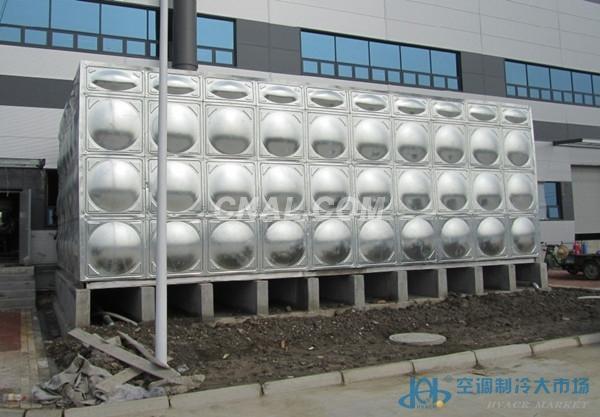冷水江市不锈钢组合水箱