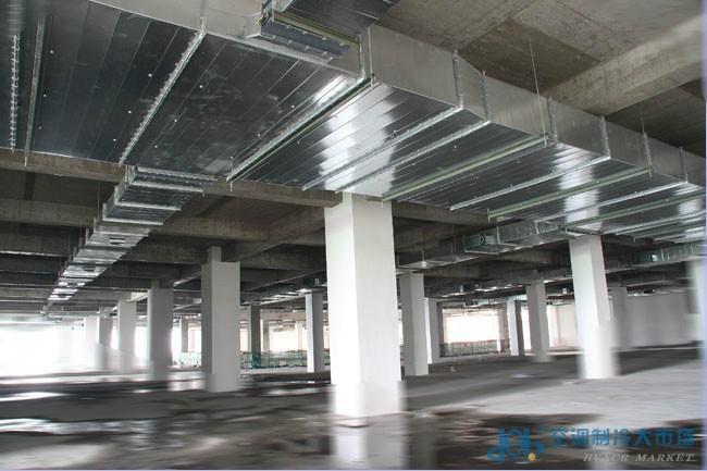 中央空调通风工程通风风道安装施工公司