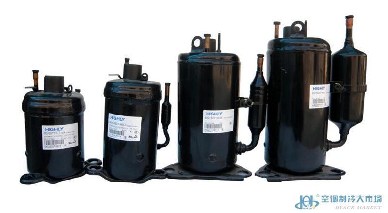 日立压缩机,海立压缩机 1. 超高能效 2. 多种电源规格 3. 兼有除湿机用、干衣机用、基站与机柜空调用压缩机 4. 具有R22、R407C、R410A 多种冷媒 5. 具有单转子和双转子的直流变频压缩机 大量供应海立压缩机,BSA272CV, BSA357CV, BSA418CV,BSA460CV, BSA586CV, BSA645CV SD074CV, SD086CV, SD091CV, SD104CV, SD122CV,SD127,SD145CV,SD156CV 503DH-80C2,503DH-
