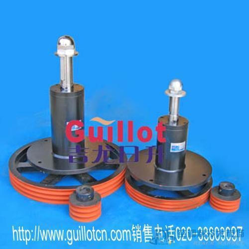 日升冷却塔减速机电机接驳器皮带大小轮