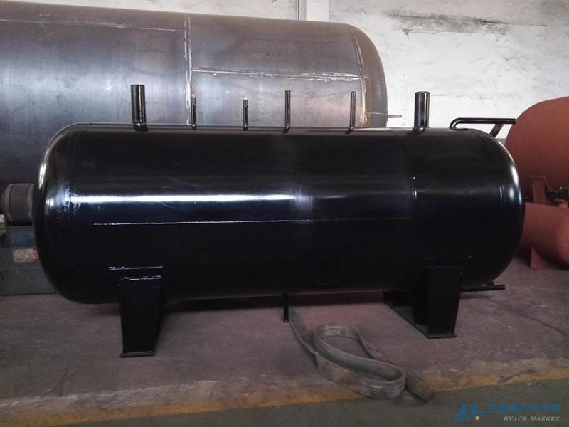 卧式低压循环桶结构图