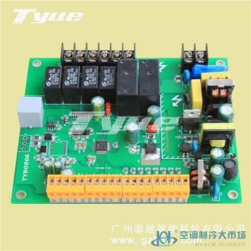 中央空调mc120主板接线图