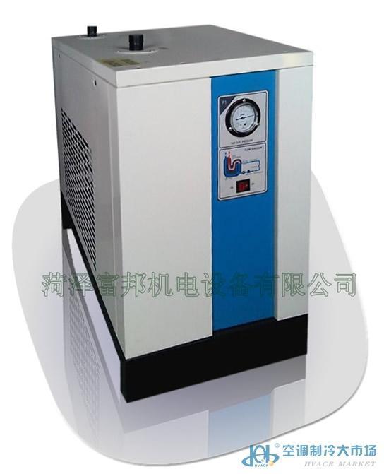 富邦针对每个不同的用户,研究并开发出了不同的冷冻式干燥机的品种,按其适应环境来分,有高温型和低温型两种; 1.高温型冷冻式干燥机(AS/WS型) 高温型冷干机按其冷却空气的方式又可分为高温风冷式冷干机(AS/WS-XXXGF)和高温水冷式冷干机(AS/WS-XXXGW);高温型冷干机空气入温度在65-80之间,环境温度在38-40之间; 2.