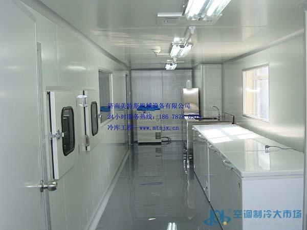 天津小型冷库设计安装,库板批发