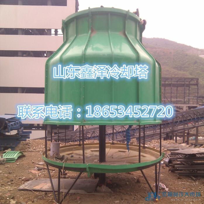 厂家直销150吨节能冷却塔圆型冷却塔参数