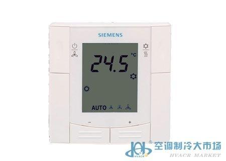 西门子温控器rdf310.2/mm
