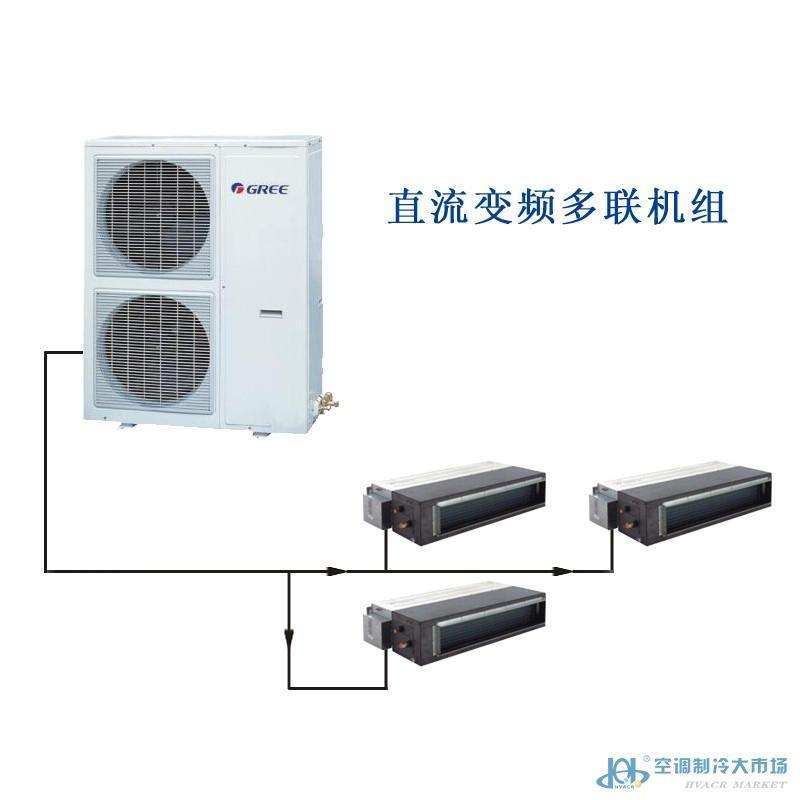 格力中央空调-中央空调主机-空调制冷大市场