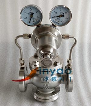 们卖大炕16p_yk43x-16p不锈钢气体减压阀