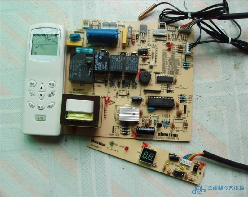 西安空调pg电脑板(无级变速)