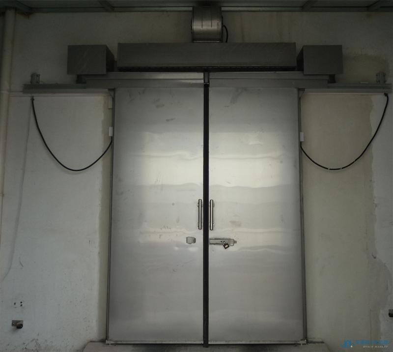 电动平移门-冷库门-空调制冷大市场
