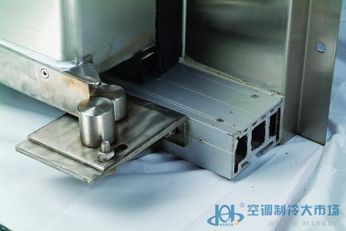 金正重型平移门-冷库门-空调制冷大市场