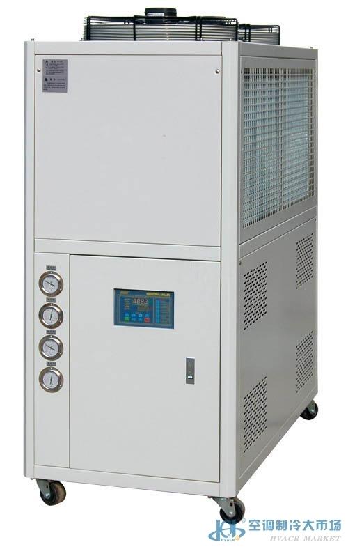 激光冷水机图片_高清大图-空调制冷大市场