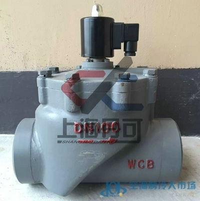 dn100水用电磁阀图片