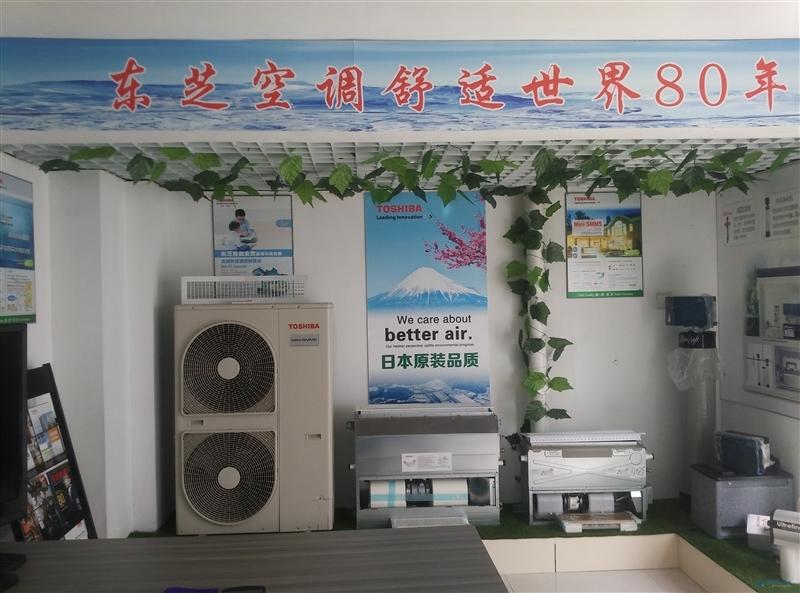 濟南東芝中央空調-變頻中央空調-空調制冷大市場