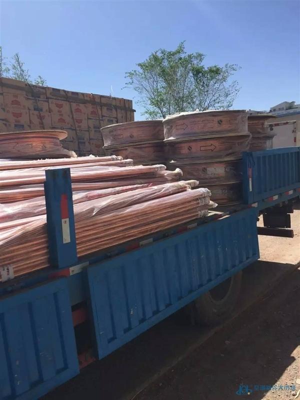 新疆铜管批发
