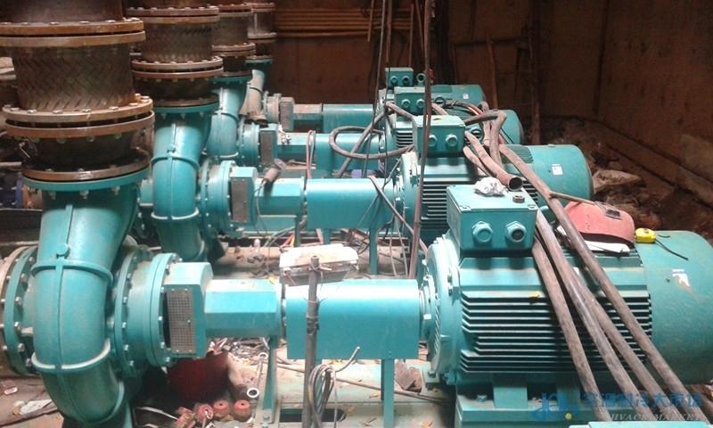 所经销的冷却塔,水泵,水处理设备,板式换热器,空调配件等机电产品质量