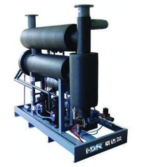 坦能VIES9-3工业冷水机配冷媒储液罐