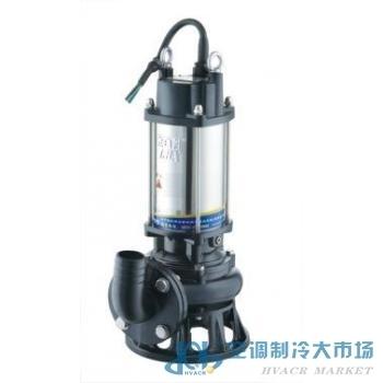 天津中蓝60wq自动切割式污水泵