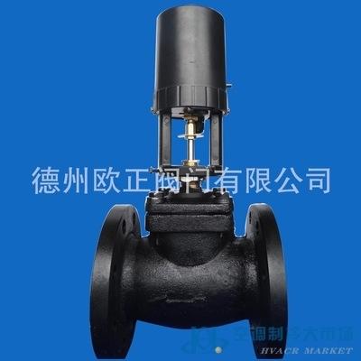 比例积分电动二通调节阀批发/比例积分电动二通调节阀图片