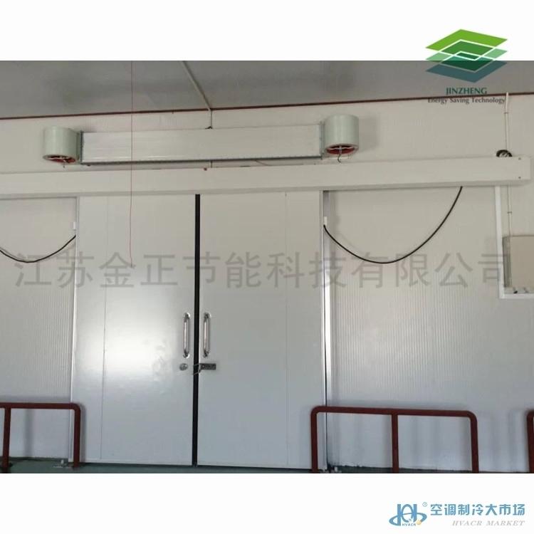 聚氨酯双开电动门-冷库门-空调制冷大市场