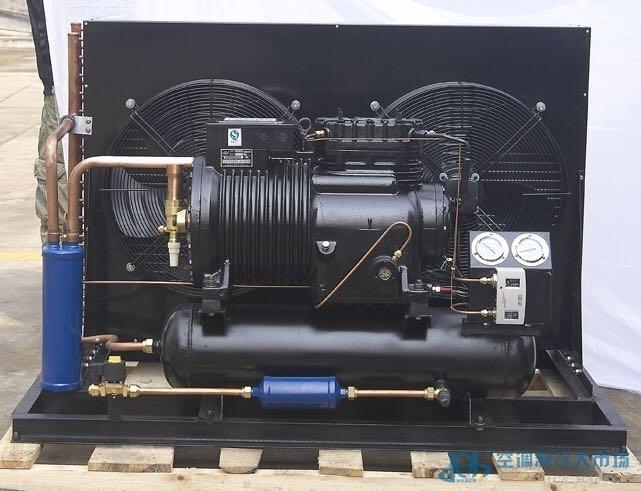 谷轮风冷制冷机组