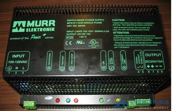 穆尔MURR电子总部坐落于Oppenweiler,位于德国南部近斯图加特,是一个完全家族性企业,成立于1975年,子公司分布于全球各地。生产基地分布:2个在德国,捷克,芬兰,中国各1个。作为你的系统合作伙伴,我们为您提供完整的解决方案,从控制柜通过接口到现场,我们提供全球通用统一标准的产品。 Connectivity/连接器;Automation/自动化;Interface/接口;Powersupply/电源 穆尔MURR的产品广泛地应用于以下自动化行业,是最知名的自动化机械装置元器件生产商,主要产品有M