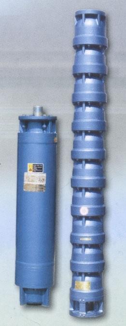 3,水泵直接安装在电动机轴上,结构紧凑体积小,重量轻,效率高,运行