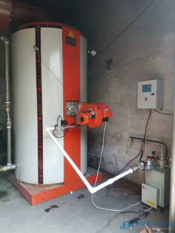 小型燃气蒸汽锅炉厂家 数控燃气供暖锅炉价格