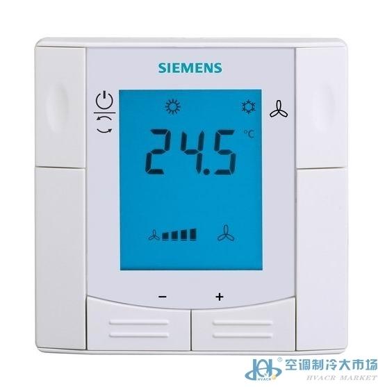 西门子房间温控器rdf310.2/mm