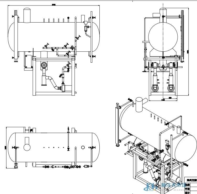 一、应用范围:适用于制冷剂为氟利昂或者氨的低温库、低温储藏库供液系统/供液管路中 二、原理: 利用泵的机械作用,把节流后的低温制冷及液体,首先进入有一定贮液容积的低压循环桶中,再用泵把数倍于蒸发量的低温液体输送到各库房蒸发器中。大部分液体在蒸发器吸热气化,其余液体随气体经回气管返回低压循环桶。经气液分离后,气体被制冷压缩机吸走,分离下来的液体和相当于蒸发量的新补充的液体,又被泵输送到蒸发器再进行循环。 三、特点: 1.