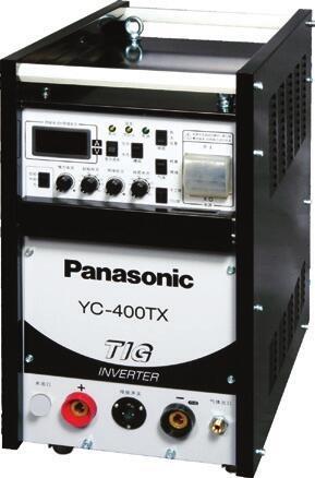 松下逆变直流tig焊yc-400tx钨极脉冲氩弧焊机