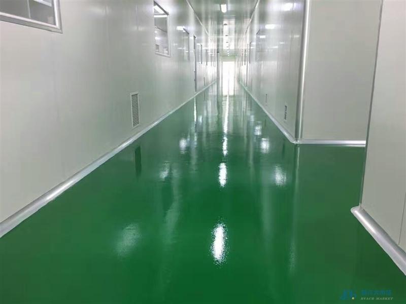 河南食品厂净化公司-优之净